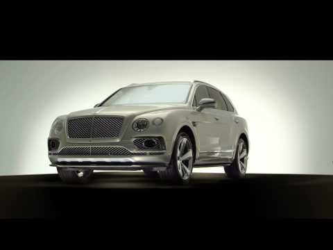 Bentley Bentayga Styling Pack Film