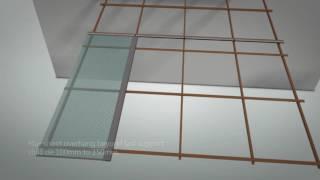Сотовый поликарбонат Sunlite Twin-Wall 4mm Green п-ва Израиль от компании Компания Ubm Ltd. - видео