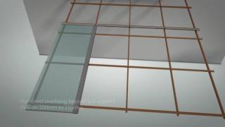Сотовый поликарбонат Sunlite Triple-Wall 16mm Opal п-ва Израиль от компании Компания Ukrbudmaterialy Ltd. - видео