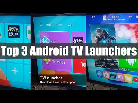 The 15 Best Android TV Launchers of All Time - Jolly John's
