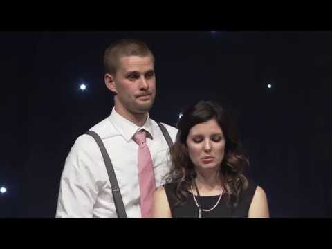 Aaron and Kaiti Luyt Gift of Love Speech