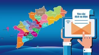 EVN SPC : Hướng dẫn các dịch vụ điện giao dịch qua điện tử