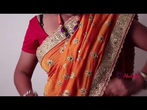 How to Wear SILK SAREE Perfectly - Hacks & Tricks   #Teenagers #Wedding #Fashion #NewLook