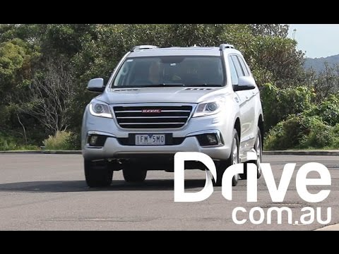 Haval H9 Review