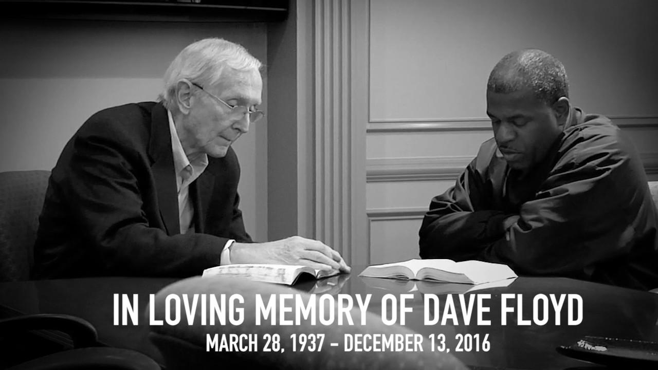 Volunteers: Dave Floyd, In Memoriam