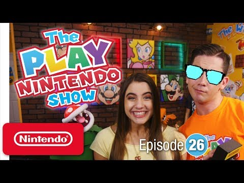 The Play Nintendo Show – Episode 26: Hey! PIKMIN Awesomeness