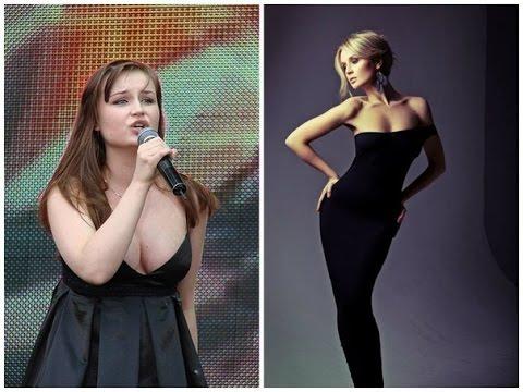 Как Полина Гагарина Похудела На 40 кг