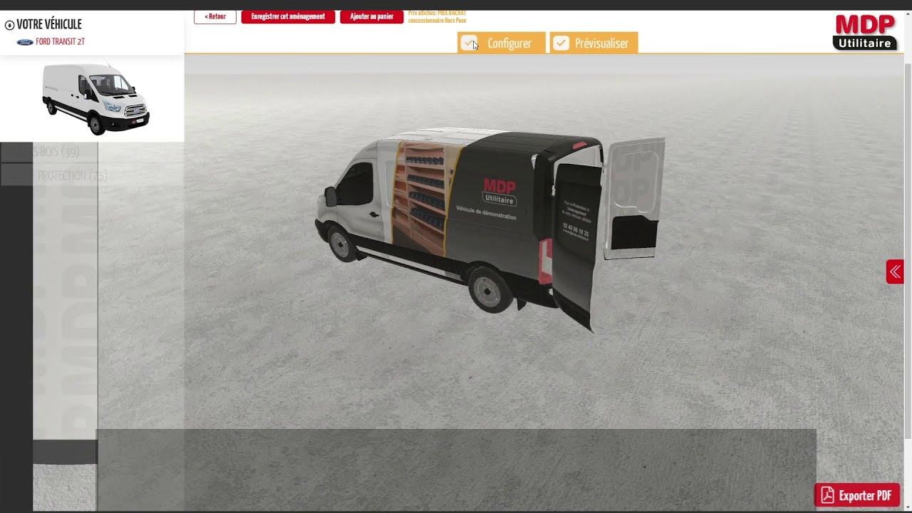 Vidéo tutoriel aménagement 3D