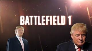 Trump ft PLAY TO Battlefield 1 Full grafricos 1080p en ESPAÑOL Los Monegros