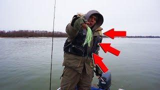 Как ловить на октопуса