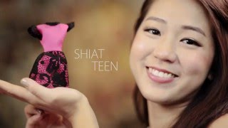 Shiat Teen for Miss Universe Malaysia 2016 Introduction Video