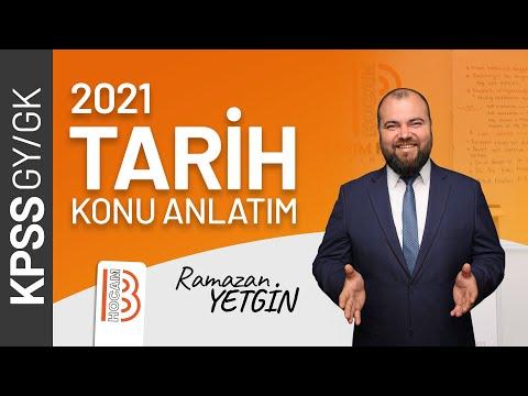 12) Mısır'da Kurulan Türk İslam Devletleri  - Ramazan Yetgin (2021)