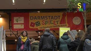 DARMSTADT SPIELT 2019 - 25 Jahre - Bericht - Beitrag - Veranstaltung - Spiel doch mal...!