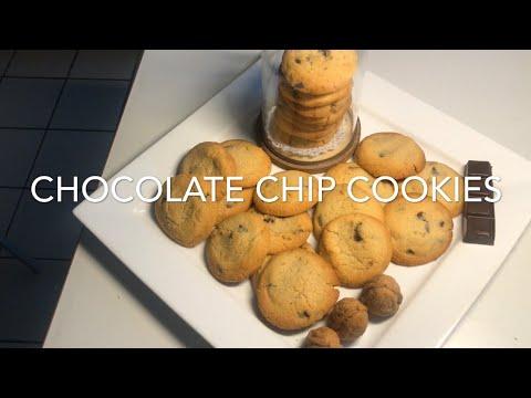 Chocolate chip cookies - Oum Imaan