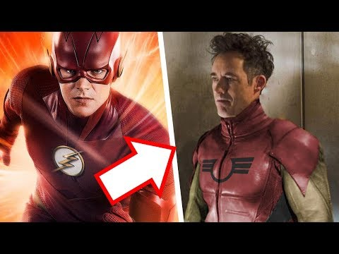 New Harrison Wells Explained! - The Flash Season 5