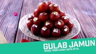 KOSH OATS: GULAB JAMUN
