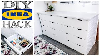 IKEA HACK | Craft Room