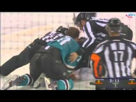 Ryan Horvat vs. Gus Young
