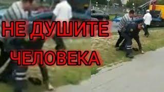 КОНФЛИКТ ГРАЖДАНИНА С СОТРУДНИКОМ ДПС | Пинск