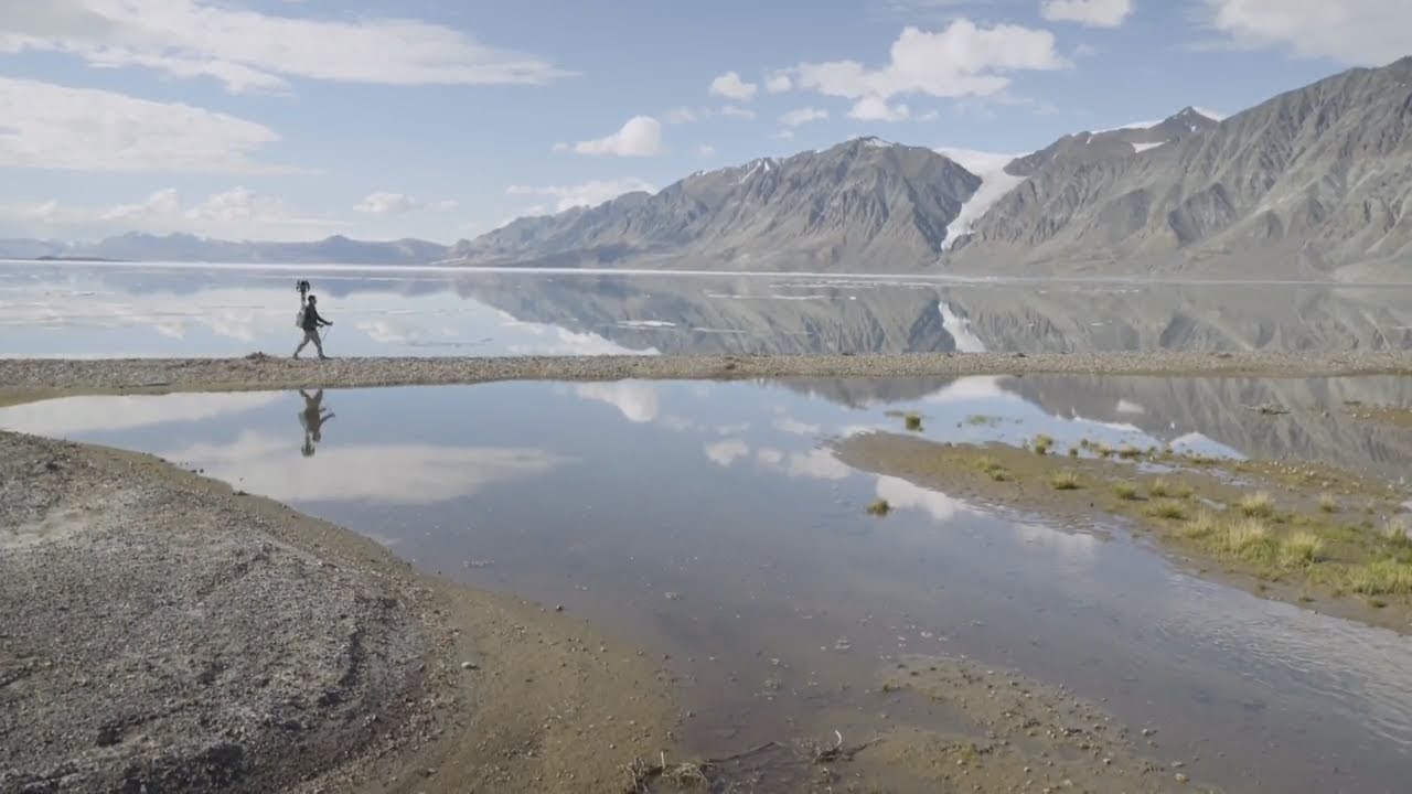 Google Street View in Quttinirpaaq National Park and Grise Fiord, Nunavut