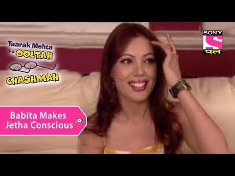 Your Favorite Character   Babita Makes Jetha Conscious   Taarak Mehta Ka Ooltah Chashmah