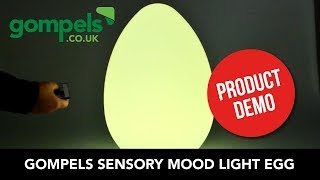 Product Demo - Sensory Mood Light Egg