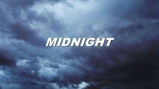 5sos - midnight (lyrics)