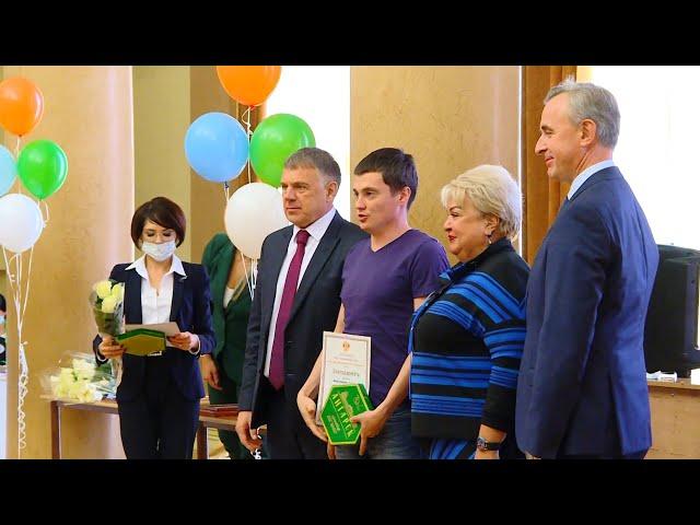 Ангарских тренеров наградили в честь юбилея города