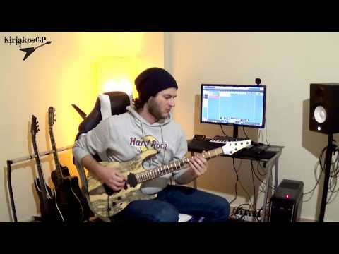 Melodic Metal Guitar Solo (Improvisation)