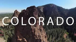 Colorado Landscapes FPV Drone Footage [4K 60fps]