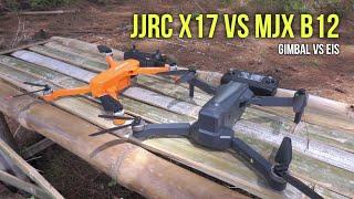 Pilih mana? JJRC X 17 X17 VS MJX Bugs 12 B12