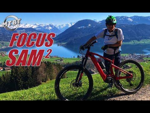 emtb Focus Sam2 Enduro snella lineare agile e-mountainbike | MTBT