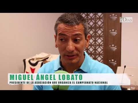 BURGUILLOS DEL CERRO PRESENTA EN DIPUTACIÓN EL I CAMPEONATO NACIONAL DE COMBATE MEDIEVAL