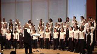 """Ma Bella Bimba"" Minneapolis Youth Chorus"