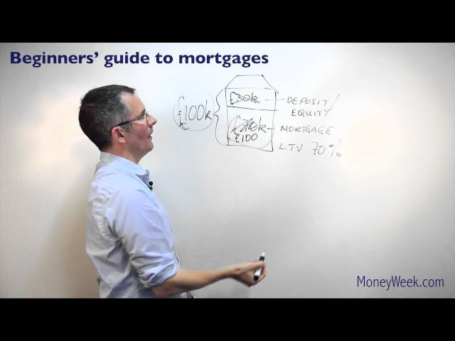 Beginners' guide to mortgages