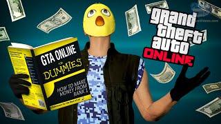 GTA Online Beginner's Guide (How to Make Money & RP Solo)