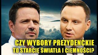 Tomasz Rowiński: Czy wybory prezydenckie to starcie światła i ciemności?