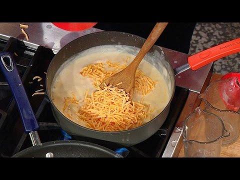 Basic Cheese Sauce for Mac 'n Cheese