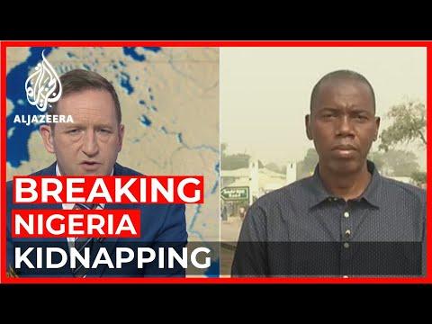 Nigeria: More than 300 schoolgirls abducted in Northwest