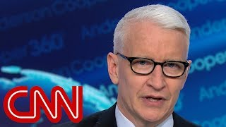 Anderson Cooper: Trump painting summary conclusions with broad brush