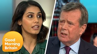 Have Prince Harry and Meghan Markle Bullied the Queen? | Good Morning Britain