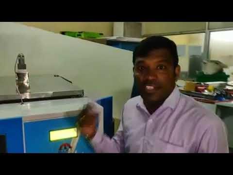 Cold Milk (Loose) Vending Machine Smart Card Operated