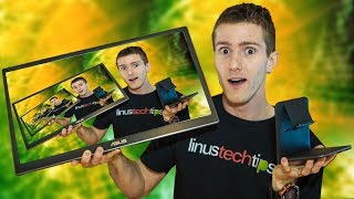 New Portable Professional-grade Displays from ASUS