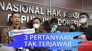 Wakil Ketua KPK Akhirnya Sambangi Komnas HAM, Ini 3 Pertanyaan yang Tak Mampu Dijawab Nurul Ghufron