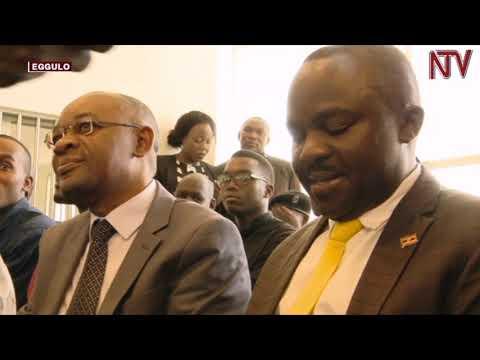 Ssaabawandiisi w'akabondo k'ababaka ba NRM ayozayozezza banne olw'obuwanguzi