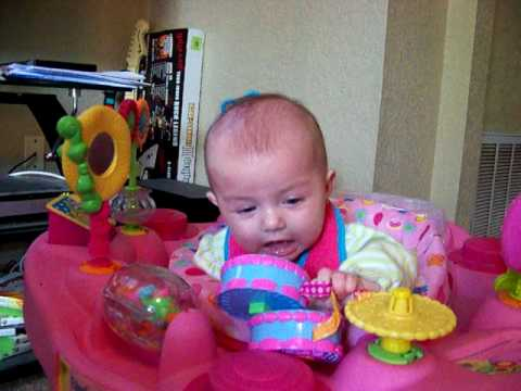 Evenflo - Exersaucer Baby Activity Center 123 Tea for Me ...