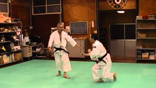 少林寺拳法 ( Shorinji Kempo ) 高砂鹿島道院 砂川先生 02