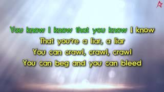 Britney Spears - Liar (Karaoke / Instrumental / Lyrics)