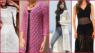 Demanding And Stylish Crochet Summer Skater Cardigan Shrugs For Ladies