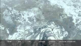 Skyrim: The Steed Stone Location (HD 1080p)